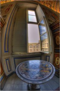 tavolo papale balcone hdr colore-marioiscra