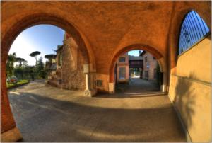 villa torlonia cottage dei gufi hdr colore-marioiscra