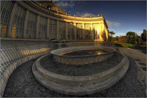 villa torlonia teatro con fontana hdr colore marioiscra.it