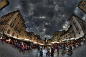 mercato rionale hdr