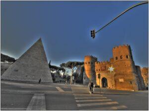 piramide cestia hdr