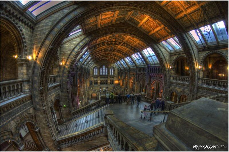 museo storico di londra interno