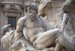 statue di piazza navona roma