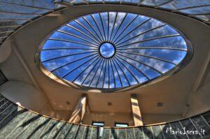 tetto pinacoteca di latina