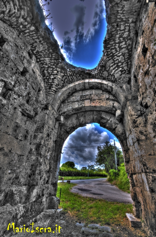 porta capuana interno
